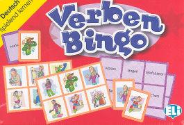 Deutsch: Verben Bingo - ELI Board Games
