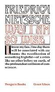 Cover-Bild zu Nietzsche, Friedrich: Why I am So Wise