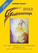 Cover-Bild zu Aussaattage 2022 Maria Thun von Thun, Matthias K.