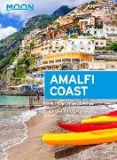 Cover-Bild zu Moon Amalfi Coast (eBook) von Thayer, Laura