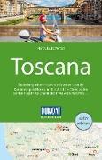 Cover-Bild zu Nenzel, Nana Claudia: DuMont Reise-Handbuch Reiseführer Toscana (eBook)