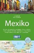 Cover-Bild zu Wöbcke, Manfred: DuMont Reise-Handbuch Reiseführer Mexiko (eBook)