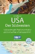 Cover-Bild zu Braunger, Manfred: DuMont Reise-Handbuch Reiseführer USA, Der Südwesten (eBook)