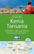 Cover-Bild zu Eiletz-Kaube, Daniela: DuMont Reise-Handbuch Reiseführer Kenia, Tansania (eBook)