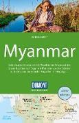 Cover-Bild zu Petrich, Martin H.: DuMont Reise-Handbuch Reiseführer Myanmar (eBook)