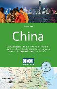 Cover-Bild zu Fülling, Oliver: DuMont Reise-Handbuch Reiseführer China (eBook)