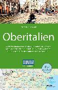 Cover-Bild zu Nenzel, Nana Claudia: DuMont Reise-Handbuch Reiseführer Oberitalien (eBook)