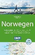 Cover-Bild zu Möbius, Michael: DuMont Reise-Handbuch Reiseführer Norwegen (eBook)