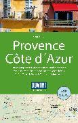 Cover-Bild zu Simon, Klaus: DuMont Reise-Handbuch Reiseführer Provence, Côte d'Azur (eBook)