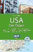 Cover-Bild zu Braunger, Manfred: DuMont Reise-Handbuch Reiseführer USA, Der Osten (eBook)