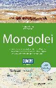 Cover-Bild zu Walther, Michael: DuMont Reise-Handbuch Reiseführer Mongolei (eBook)