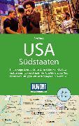 Cover-Bild zu Pinck, Axel: DuMont Reise-Handbuch Reiseführer USA, Die Südstaaten (eBook)