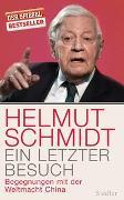 Cover-Bild zu Ein letzter Besuch von Schmidt, Helmut