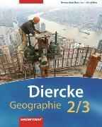 Cover-Bild zu Diercke Geographie 2/3. Ausgabe 2009. Nordrhein-Westfalen von Bremm, Andreas