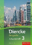 Cover-Bild zu Diercke Geografie 3. Ausgabe 2018. Arbeitsheft. CH