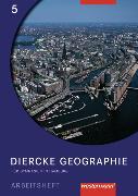 Cover-Bild zu Diercke Geographie 5. Arbeitsheft. HH
