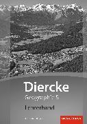 Cover-Bild zu Diercke Geographie 5. Ausgabe 2017. Lehrermaterial. BY