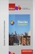Cover-Bild zu BiBox. Diercke Geographie. Ausgabe 2017. Digitale Unterrichtsmaterialien. EL