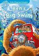 Cover-Bild zu Shipton, Paul: Oxford Read and Imagine: Level 1:: Ben's Big Swim