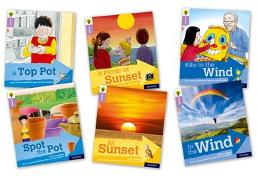 Cover-Bild zu Hunt, Roderick: Oxford Reading Tree Explore with Biff, Chip and Kipper: Oxford Level 1+: Mixed Pack of 6