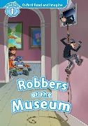 Cover-Bild zu Shipton, Paul: Oxford Read and Imagine: Level 1:: Robbers at the Museum
