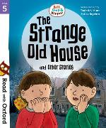 Cover-Bild zu Hunt, Roderick: Read with Oxford: Stage 5: Biff, Chip and Kipper: The Strange Old House and Other Stories