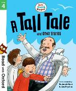 Cover-Bild zu Hunt, Roderick: Read with Oxford: Stage 4: Biff, Chip and Kipper: A Tall Tale and Other Stories