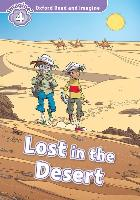 Cover-Bild zu Shipton, Paul: Oxford Read and Imagine: Level 4:: Lost In The Desert