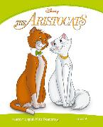 Cover-Bild zu Shipton, Paul: Penguin Kids 4 Aristocats Reader