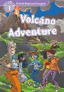 Cover-Bild zu Shipton, Paul: Oxford Read and Imagine: Level 4:: Volcano Adventure