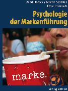 Cover-Bild zu Florack, Arnd (Hrsg.): Psychologie der Markenführung (eBook)
