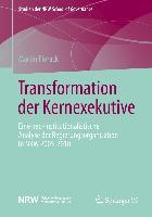 Cover-Bild zu Florack, Martin: Transformation der Kernexekutive