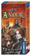 Cover-Bild zu Menzel, Michael: Die Legenden von Andor - Dunkle Helden
