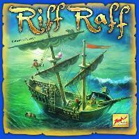 Cover-Bild zu Cantzler, Christoph (Idee von): Riff Raff