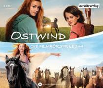 Cover-Bild zu Henn, Kristina Magdalena: Ostwind Die Filmhörspiele 3 + 4