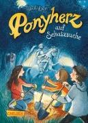 Cover-Bild zu Luhn, Usch: Ponyherz 15: Ponyherz auf Schatzsuche