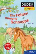 Cover-Bild zu Luhn, Usch: Duden Leseprofi - Ein Fohlen namens Schnuppe, 1. Klasse