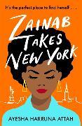 Cover-Bild zu Attah, Ayesha Harruna: Zainab Takes New York