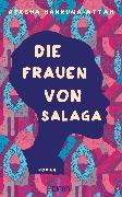 Cover-Bild zu Harruna Attah, Ayesha: Die Frauen von Salaga (eBook)