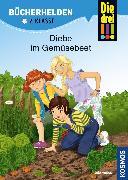 Cover-Bild zu Ambach, Jule: Die drei !!!, Bücherhelden 2. Klasse, Diebe im Gemüsebeet (drei Ausrufezeichen) (eBook)