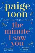 Cover-Bild zu Toon, Paige: The Minute I Saw You (eBook)