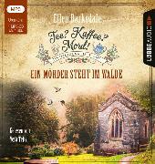 Cover-Bild zu Barksdale, Ellen: Tee? Kaffee? Mord! - Ein Mörder steht im Walde