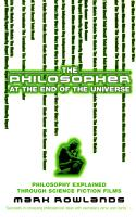 Cover-Bild zu Rowlands, Mark: The Philosopher At The End Of The Universe (eBook)