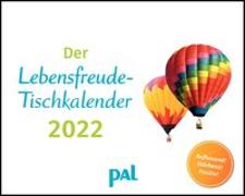 Cover-Bild zu Wolf, Doris: Wolf, Merkle, Der PAL-Lebensfreude-Tischkalender 2022