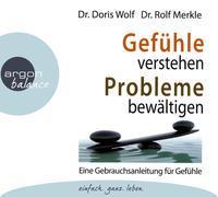 Cover-Bild zu Wolf, Doris: Gefühle verstehen, Probleme bewältigen