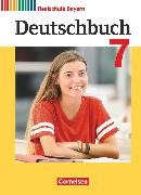 Cover-Bild zu Bildl, Gertraud: Deutschbuch, Sprach- und Lesebuch, Realschule Bayern 2017, 7. Jahrgangsstufe, Schülerbuch