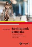 Cover-Bild zu Rechtskunde kompakt