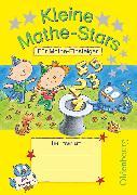 Cover-Bild zu Mathe-Stars, Vorkurs, 1. Schuljahr, Kleine Mathe-Stars, Für Mathe-Einsteiger, Übungsheft, Mit Lösungen von Hatt, Werner