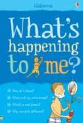 Cover-Bild zu Frith, Alex: What's Happening to Me? (Boy)
