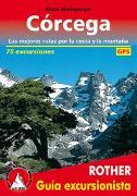 Córcega (Rother Guía excursionista) von Wolfsperger, Klaus